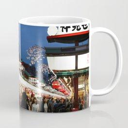 Tokyo Street Coffee Mug