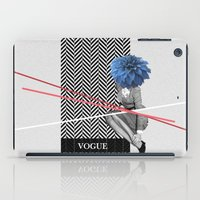 vogue iPad Cases featuring Vogue by Frank Moth