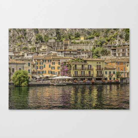 Beautiful Italy Canvas Print