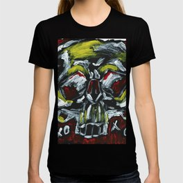 From a skull with love XOXO T-shirt