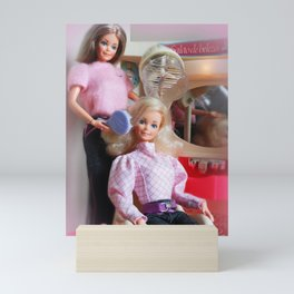 Barbie Estrela Brazil 80's Mini Art Print