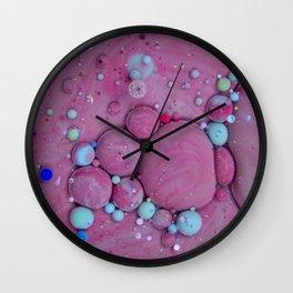 Bubbles-Art - Longan Wall Clock