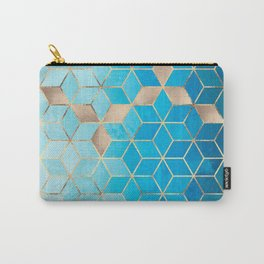 Sea And Sky Cubes (Custom Request) Carry-All Pouch