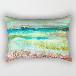 Birthday Spaces Rectangular Pillow