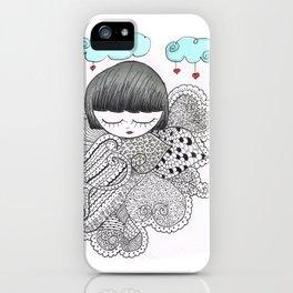 Z-TANGO GIRL iPhone Case