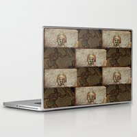 gladiator Laptop & iPad Skins featuring Gladiator II by Alec Bancher