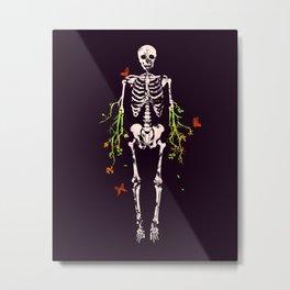 Dead is dead Metal Print