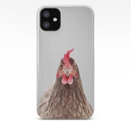 Chicken - Colorful iPhone Case