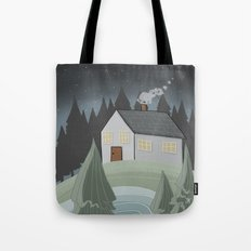 Place to Be Tote Bag