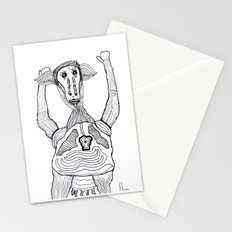 Champion Cow Stationery Cards