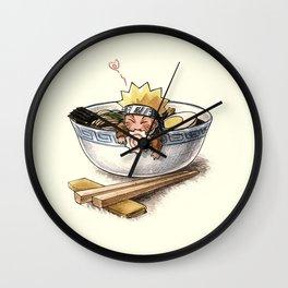 Naruto Ramen Wall Clock