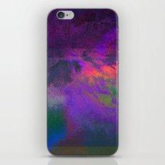 66-63-18 (Universe Rising Glitch) iPhone & iPod Skin