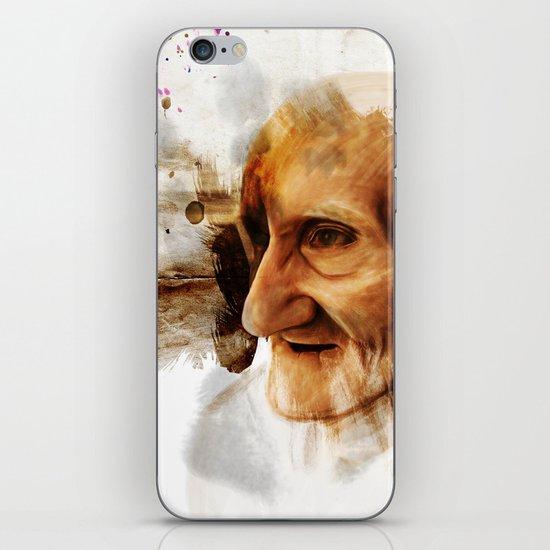 The Old man iPhone & iPod Skin