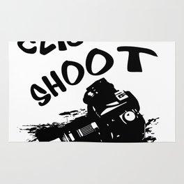 Click shoot Rug