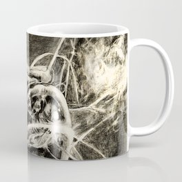 anglerfish Coffee Mug