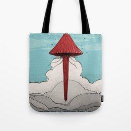 Méduse volante #5 Tote Bag