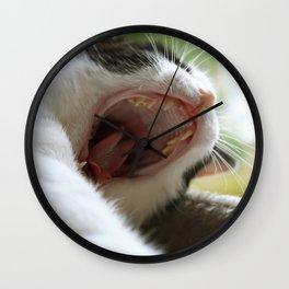 *rawr* Wall Clock