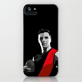 Matthew Lloyd iPhone Case
