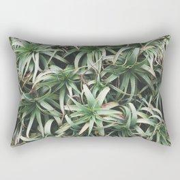 Aloe, mate. Rectangular Pillow