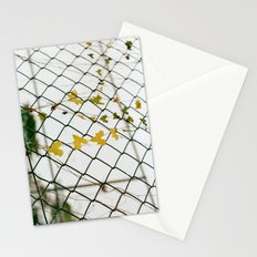 HEART SHAPED LEAVES Stationery Cards