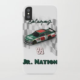 For the members of Jr. Nation iPhone Case