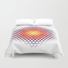 Solcryst Duvet Cover