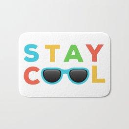 Stay Cool Bath Mat