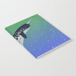 Happy Narwhal Notebook