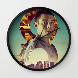 Sense8 Will Gorski Poster Wall Clock