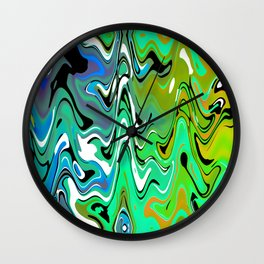 More Than Black & White Wall Clock