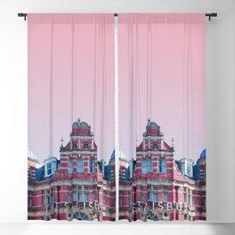 London, England 88 Blackout Curtain