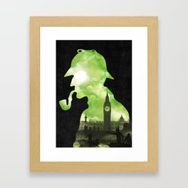 The Cursed Treasure Framed Art Print