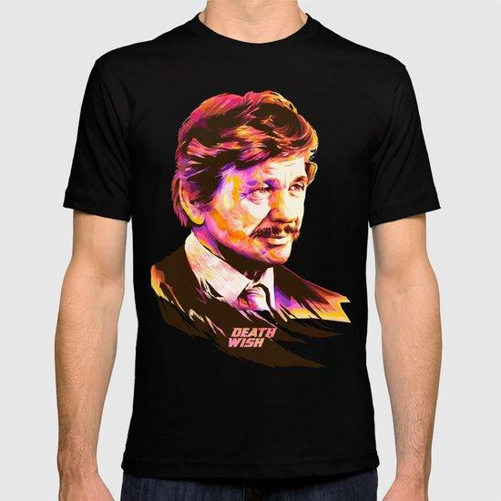 Charles Bronson: BAD ACTORS T-shirt