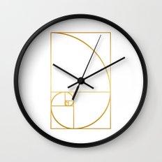 That's Golden I Wall Clock