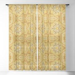 Sabrosa Nudos! Sheer Curtain
