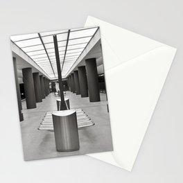 Underground Station - Brandenburg Gate - Berlin Stationery Cards
