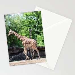 GIRAFFE GALORE Stationery Cards