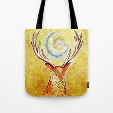 Spirit stag Tote Bag