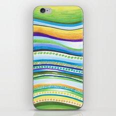 Wavy iPhone & iPod Skin