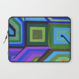 Love and Logic Colour Variation Laptop Sleeve