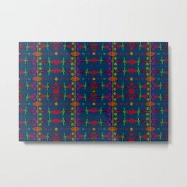 Colorandblack serie 87 Metal Print