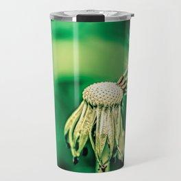 Dandelion Brave Green Chief Travel Mug