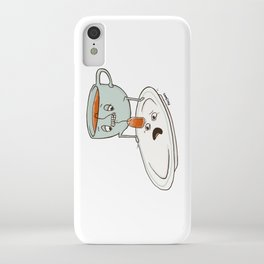 Tea Baggin' iPhone Case