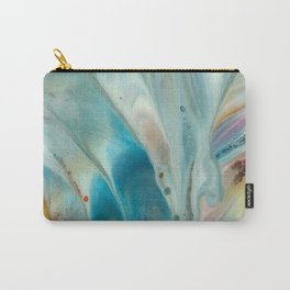 Pearl abstraction Carry-All Pouch