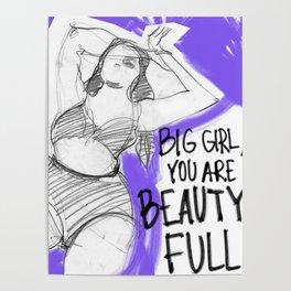 Big girl Poster
