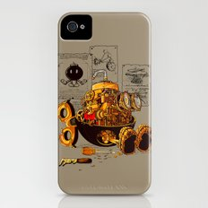 Work of the genius iPhone (4, 4s) Slim Case