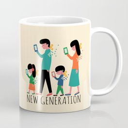 New Generation Coffee Mug