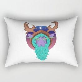 Malfurion The Green Beard | WoW Rectangular Pillow