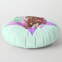 decora senshi sailor jupiter Floor Pillow
