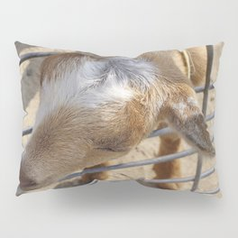 It really gets my goat when all those people stare at me Pillow Sham